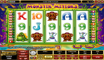 Monster Meteors | Euro Palace Casino Blog
